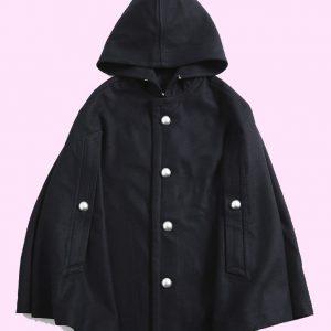 military-cape